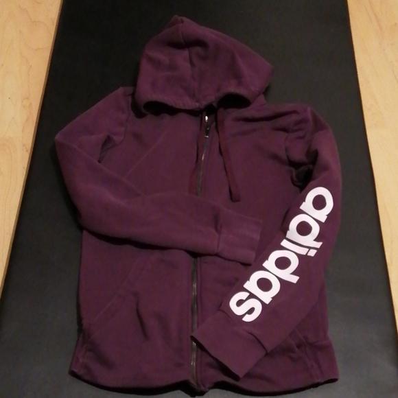 Sweater zip up adidas